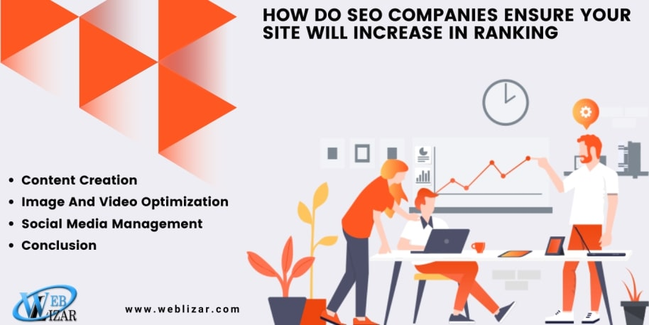 How Do SEO Companies Ensure Your Site Will Increase In Ranking