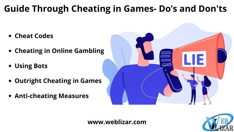 Guide Through Cheating in Games- Do's and Don'ts