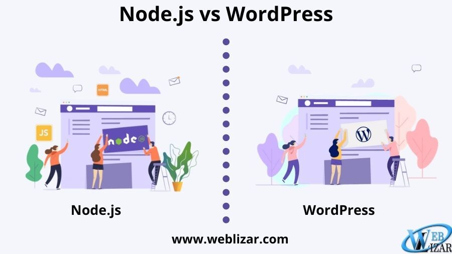 Node.js vs WordPress: Your Inside Guide
