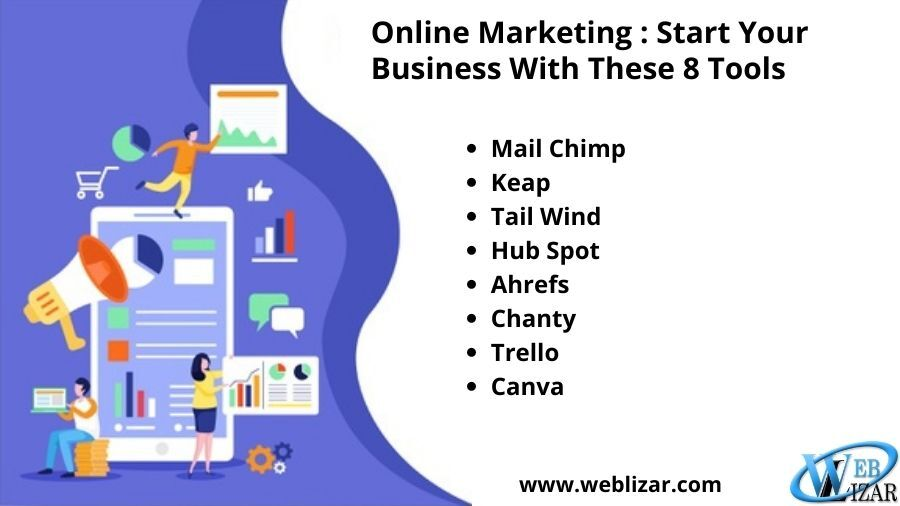 Online-Marketing-Start-Your-Business-With-These-8-Tools