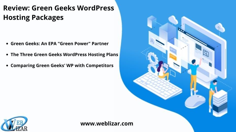 Review: GreenGeeks WordPress Hosting Packages