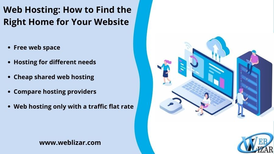 Web Hosting: How to Find the Right Home for Your Website