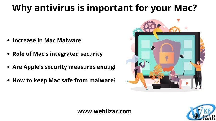 Why antivirus is important for your Mac?