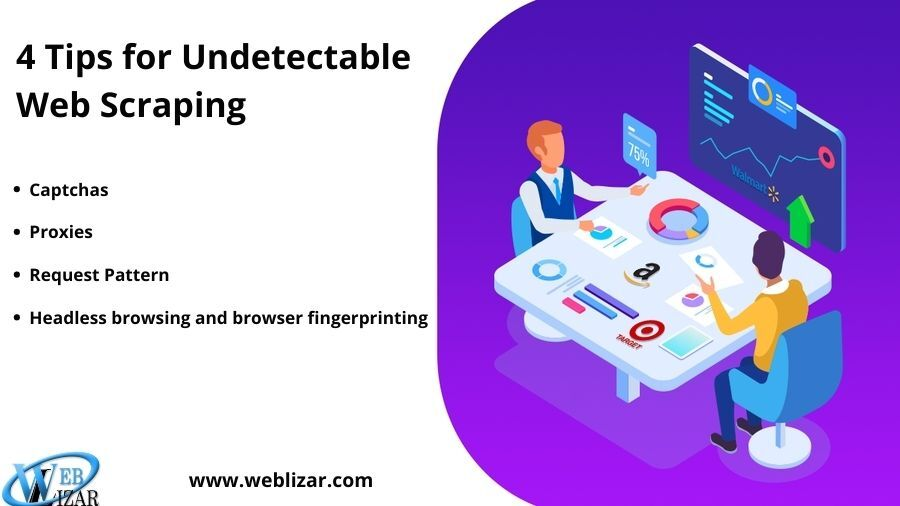 4 Tips for Undetectable Web Scraping