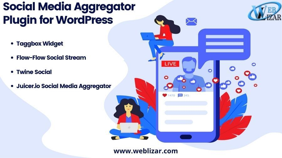 Social Media Aggregator Plugin for WordPress