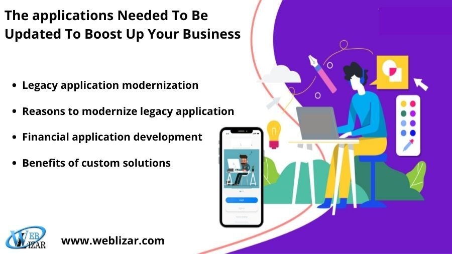 Updated Application Is Needed To Boostup Any Business