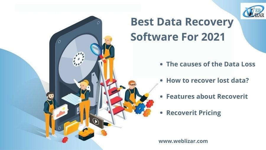 Best Data Recovery Software of 2021: Wondershare Recover it