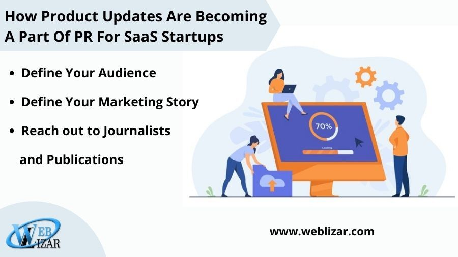 How Product Updates Are Becoming A Part Of PR For SaaS Startups