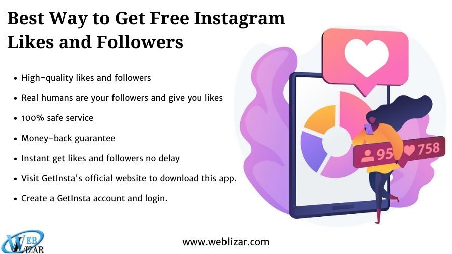 Best Way to Get Free Instagram Likes and Followers Free