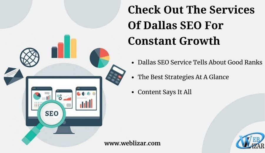 Check Out The Services Of Dallas SEO For Constant Growth