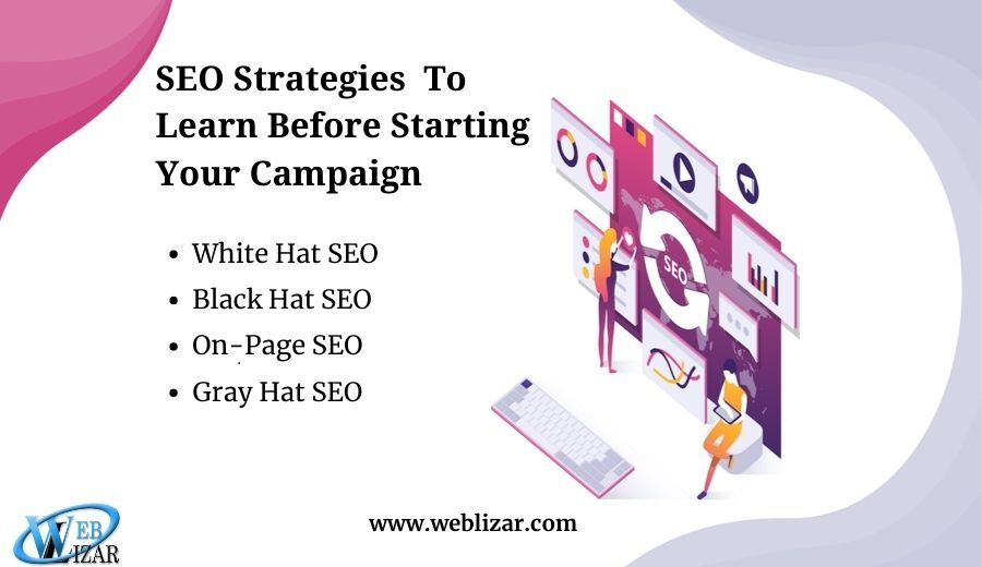 SEO Strategies  To Learn Before Starting Your Campaign