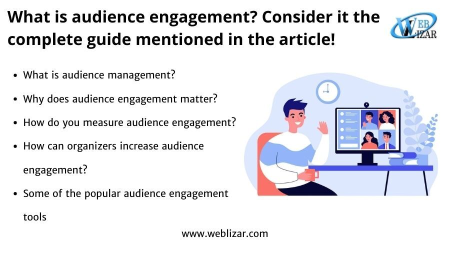 What is audience engagement ?