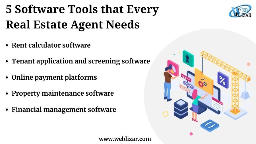 5 Software Tools That Every Real Estate Agent Needs