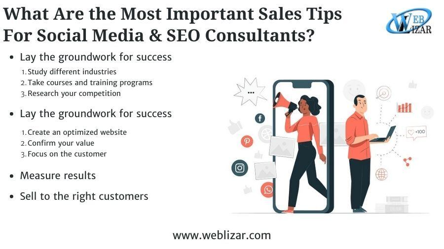 What Are the Most Important Sales Tips For Social Media & SEO Consultants?