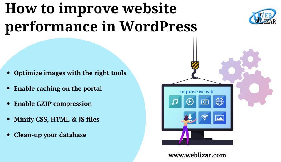 How to improve website performance in WordPress