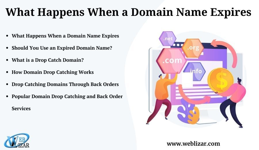 What Happens When a Domain Name Expires