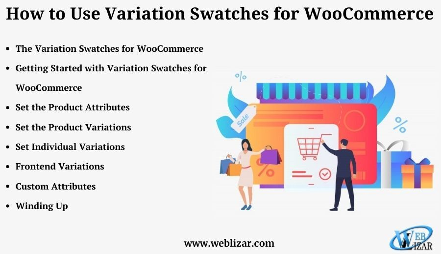 How to Use Variation Swatches for WooCommerce