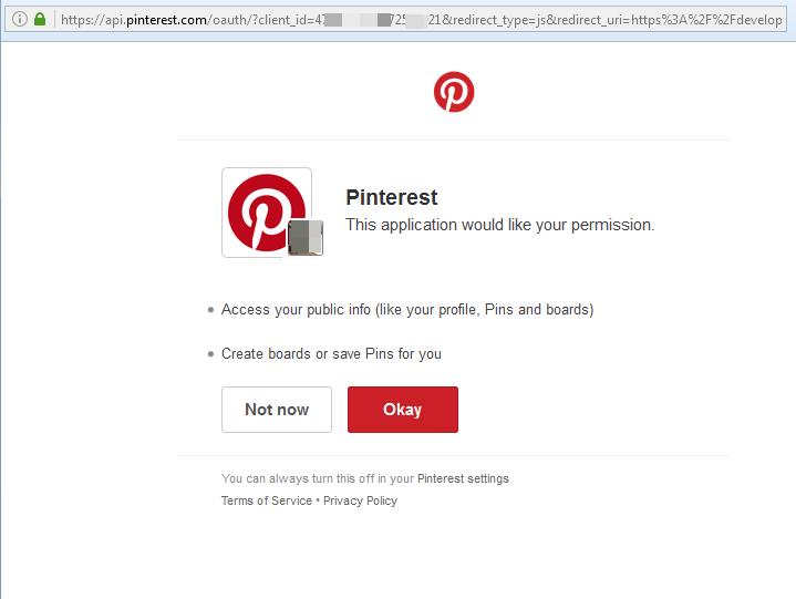 pinterest-plugin-get-access-token