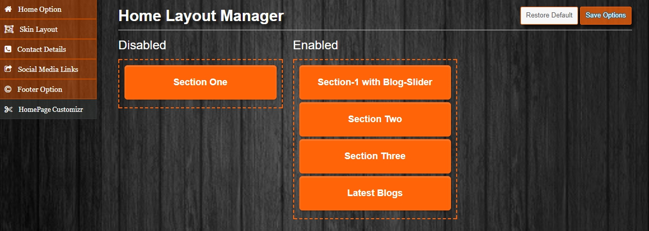 home-layout-manager