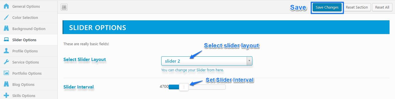 slider-setting