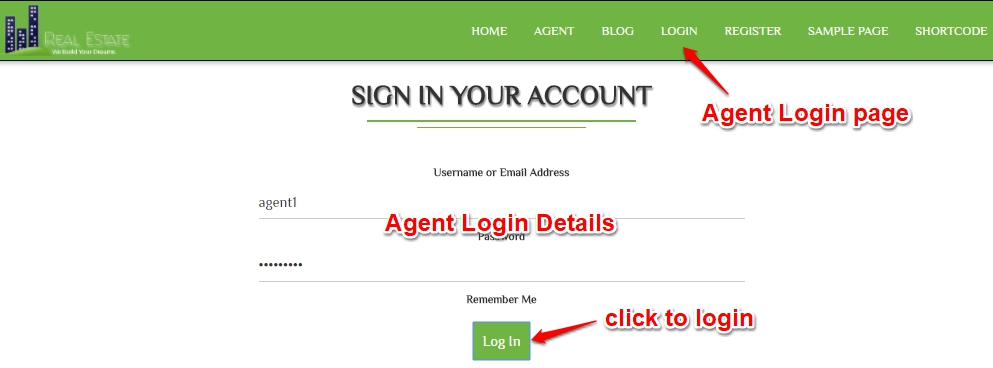 agent-login