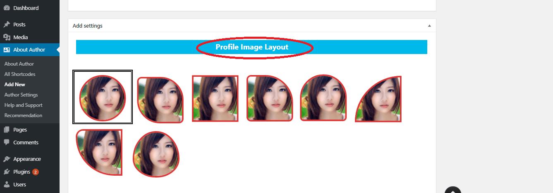 profile-image-layout