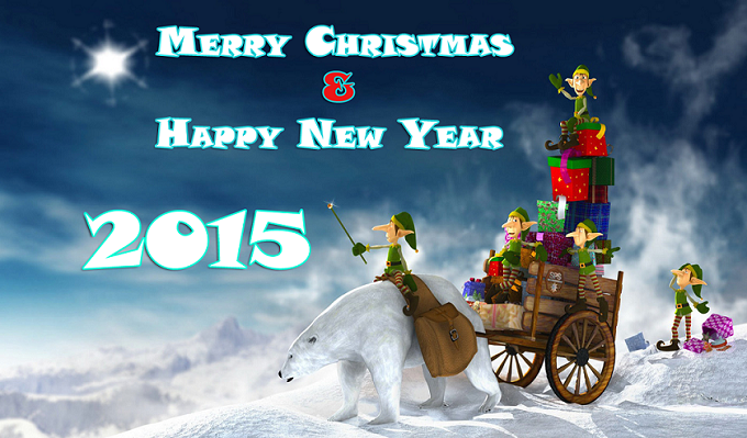 Merry-Christmas-Happy-New-Year-2015-Wallpapers-1 - Weblizar