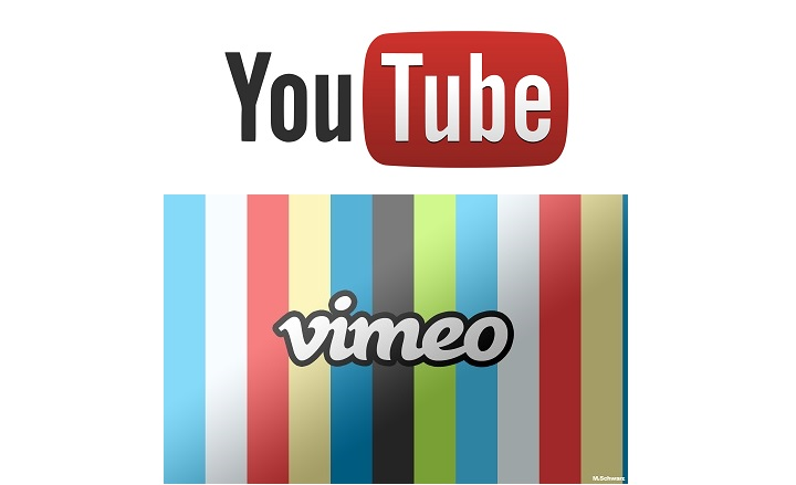 Get Youtube and Vimeo Video URL