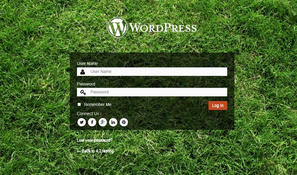Admin Custom Login Wordpress Plugin