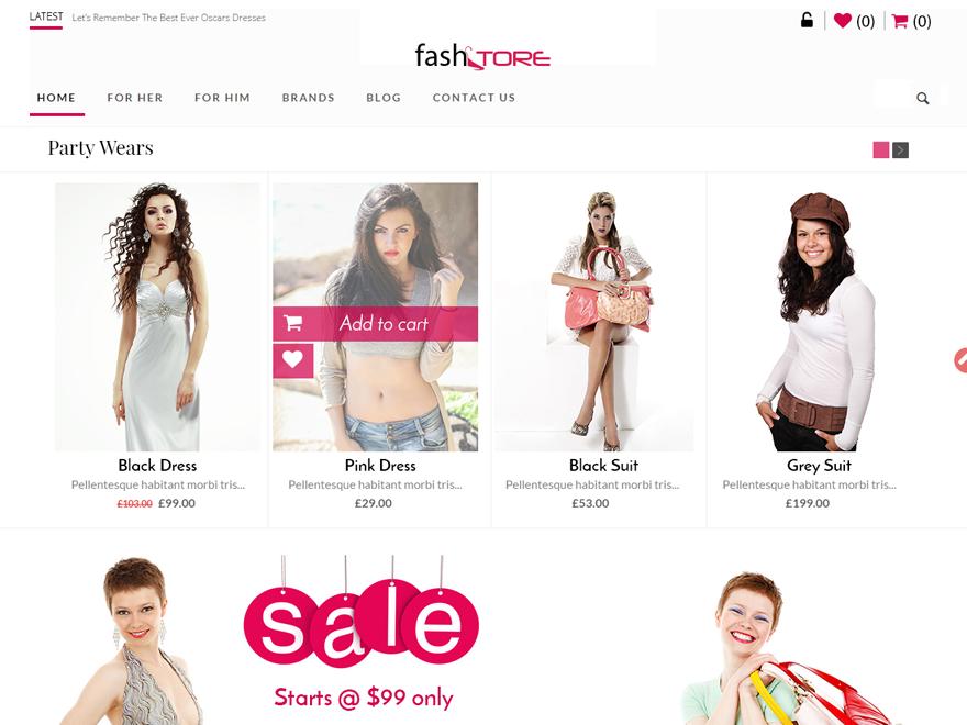 FashStore
