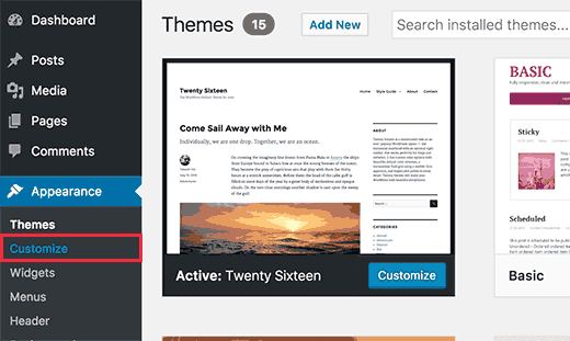 themecustomize-How-To-Customize-WordPress-site-By-Adding-Custom-CSS