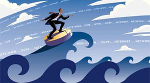 web-surfing