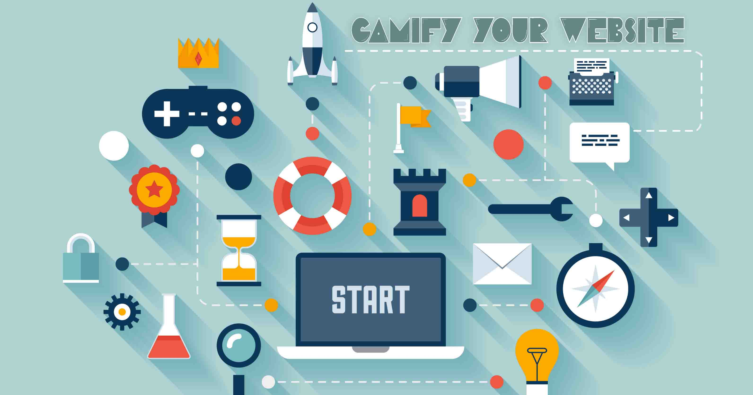 Gamify Your Website