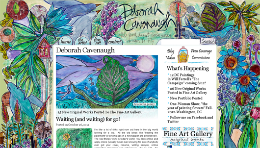 deborahcavenaugh-illustrated-web-design