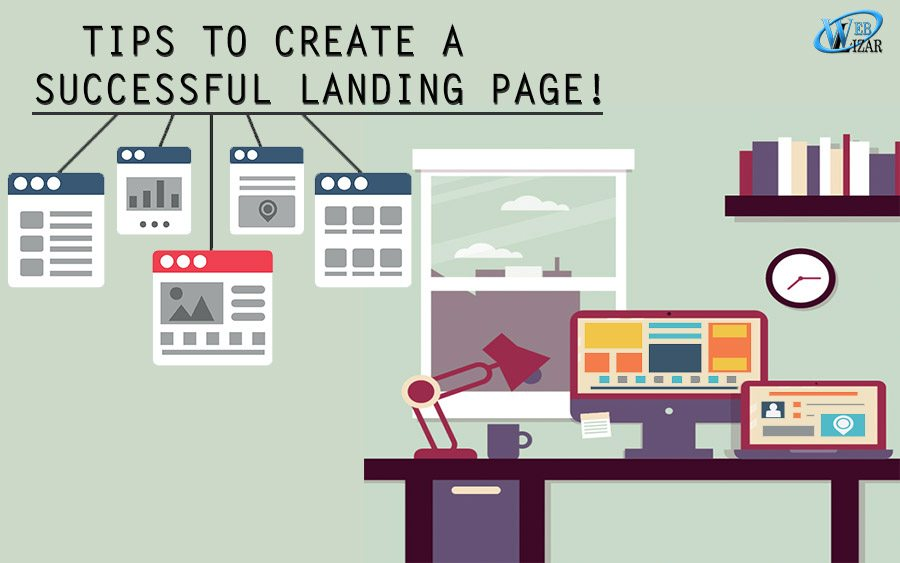 tips to create successful landing page
