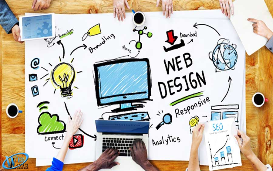 web design influencing seo