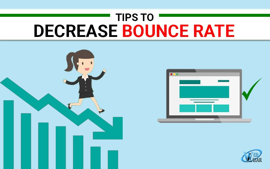 tips to decrease bounce rate of your website