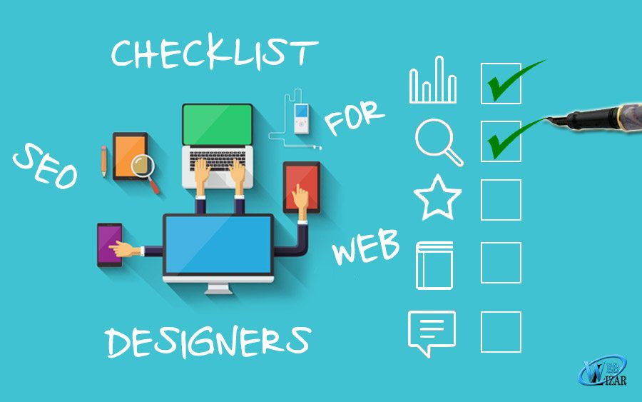 Blog Over Web Designers SEO Checklist