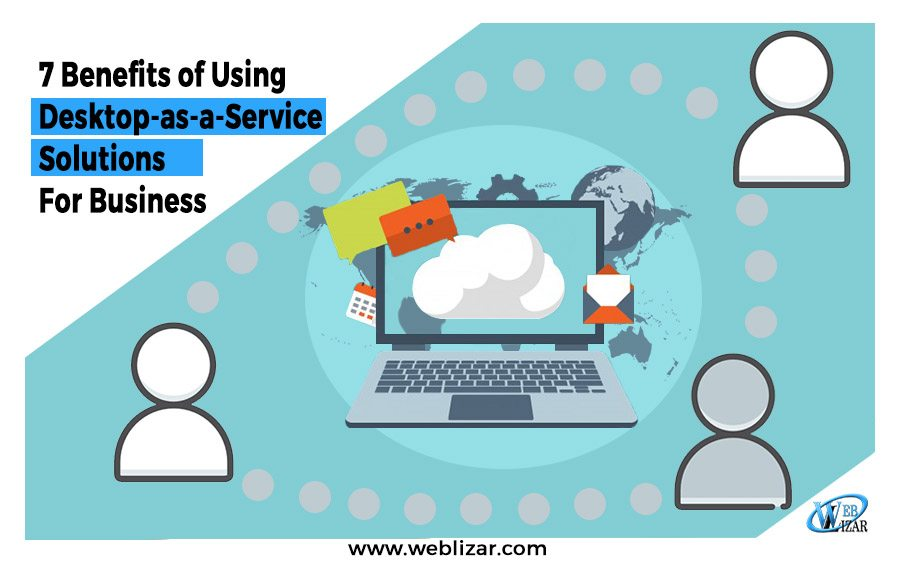 Desktop-as-a-service solutions for business