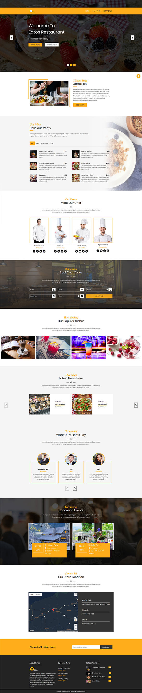 WebLizar - Premium WordPress Themes and Plugins