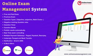 Online Exam Management is Quiz & Education Results Management system.